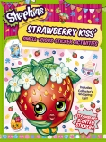 Shopkins: Strawberry Kiss' Smell-icious Sticker Activities