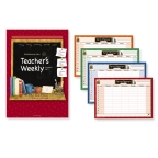 Teacher's Weekly 2017 + FREE Schedule Charts