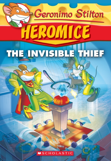 The Store - INVISIBLE THIEF #5 - Book - The Store