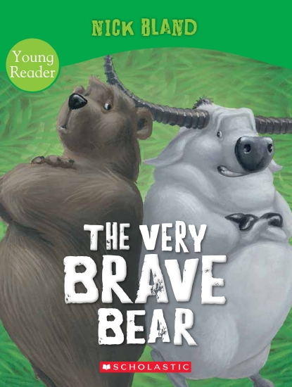 BRAVE BEAR YOUNG READER