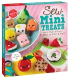 Klutz: Sew Mini Treats
