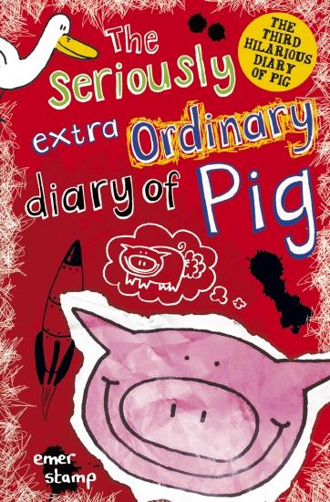 SERIOUSLY EXTRAORDINARY PIG