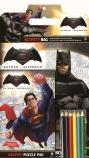 Batman vs Superman Activity Bag