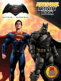 Batman vs Superman: Dawn of Justice Epic Activity Book