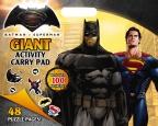 Batman vs Superman Giant Activity Pad