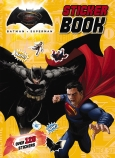 Batman vs Superman Sticker Activity
