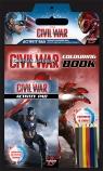 Captain America: Civil War Activity Bag