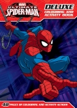 Marvel Spider-Man Deluxe Colouring and Activity (2016 edition)