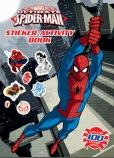 Marvel Spider-Man Sticker Activity Book (2016 edition)