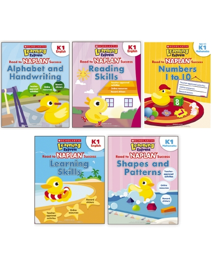 Learning Express K1 Pack