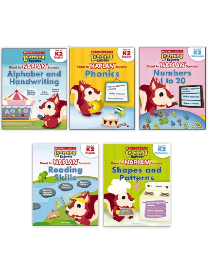 Learning Express K2 Pack