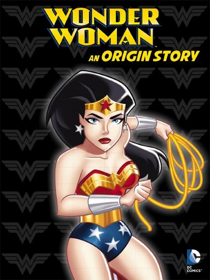 Wonder Woman: An Origin Story (DC Comics)