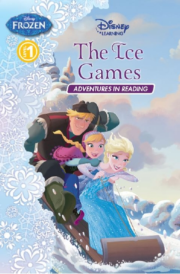 The Store - Disney Learning: Frozen: The Ice Games Level 1