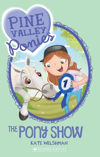 Pine Valley Ponies: #3 The Pony Show                                                                 - Book