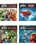 Marvel Avengers 8x8 Storybook 4 Pack