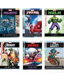 Marvel Avengers Reader 6 Pack