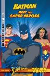 DC Comics Ready-to-Read Level 3: Batman: Meet the Superheroes