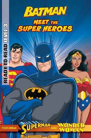 the store dc comics ready to read level 3 batman meet. Black Bedroom Furniture Sets. Home Design Ideas