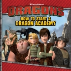 How to Train Your Dragon New 8x8 Storybook