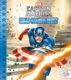 My Little Marvel Book: Captain America: High-Stakes Heist