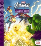 My Little Marvel Book: The  Avengers: Lights Out!