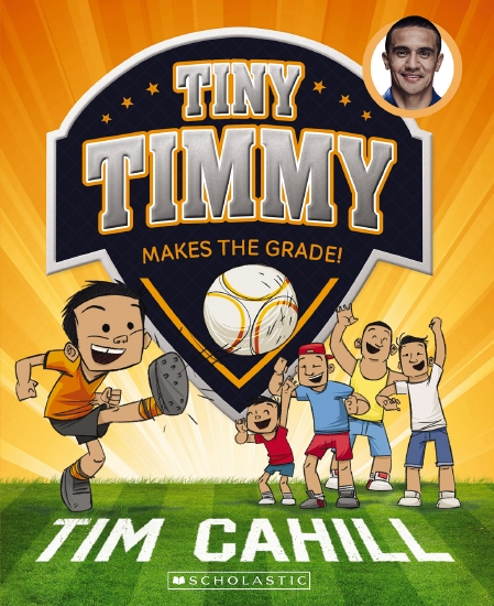 Tiny Timmy: Makes the Grade! (#2)