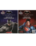 Batman vs Superman: Dawn of Justice Movie Flip Book