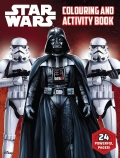 Star Wars Colouring and Activity Book