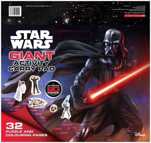 Star Wars Giant Activity Carry Pad