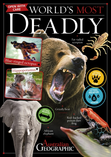 Product: World's Most Deadly - Book - School Essentials