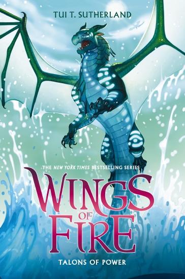 Wings of Fire #9: Talons of Power