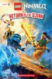 Lego Ninjago Reader: #15 Return of the Djinn