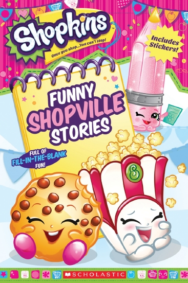 Shopkins: Funny Shopville Stories