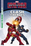 Marvel Ready-to-Read Level 2: Clash of Heroes