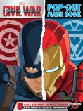 CAPTAIN AMERICA 3 MASK BOOK