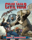 Captain America: Civil War Movie Storybook