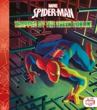 My Little Marvel Book: Spider-Man Trapped by the Green Goblin!