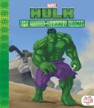 My Little Marvel Book: Hulk Green Skinned Monster!