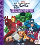 My Little Marvel Book: Avengers: The Mighty Heroes