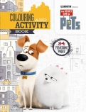 The Secret Life of Pets: Colouring and Activity Book