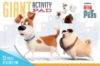 The Secret Life of Pets: Giant Activity Pad