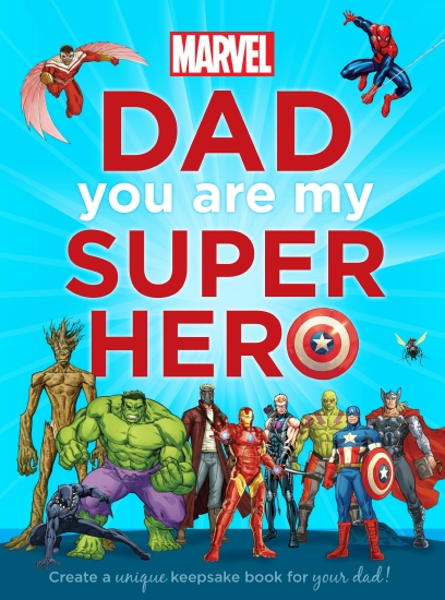 The Store Marvel Dad You Are My Super Hero 2016