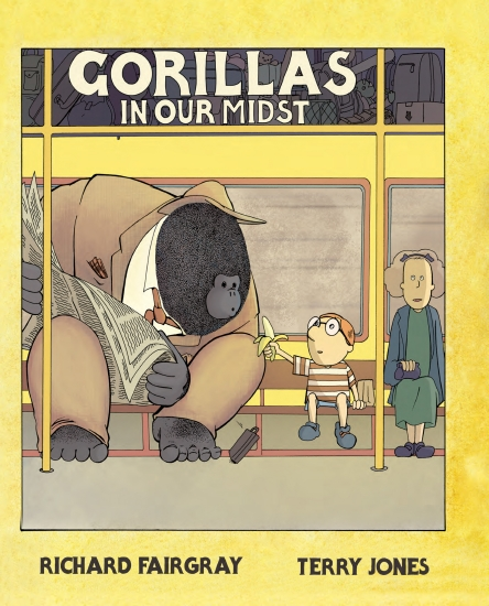 Gorillas in Our Midst                                                                                - Book