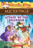 ATTACK OF THE DRAGONS #1