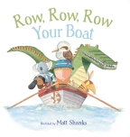 Row, Row, Row Your Boat Aussie Nursery Rhymes