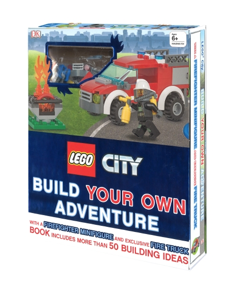 LEGO CITY BUILD YOUR OWN ADVEN