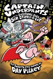 Captain Underpants #12: Captain Underpants and the Sensational Saga of  Sir Stinks-A-Lot