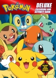 Pokémon: Deluxe Colouring and Activity Book