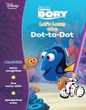 Disney Learning: Finding Dory: Let's Learn abc Dot-to-Dot