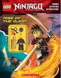 LEGO Ninjago: Rise of the Djinn Activity Book